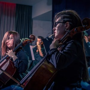 фото Мировые рок-хиты в оркестровом исполнении прозвучат на тверской сцене