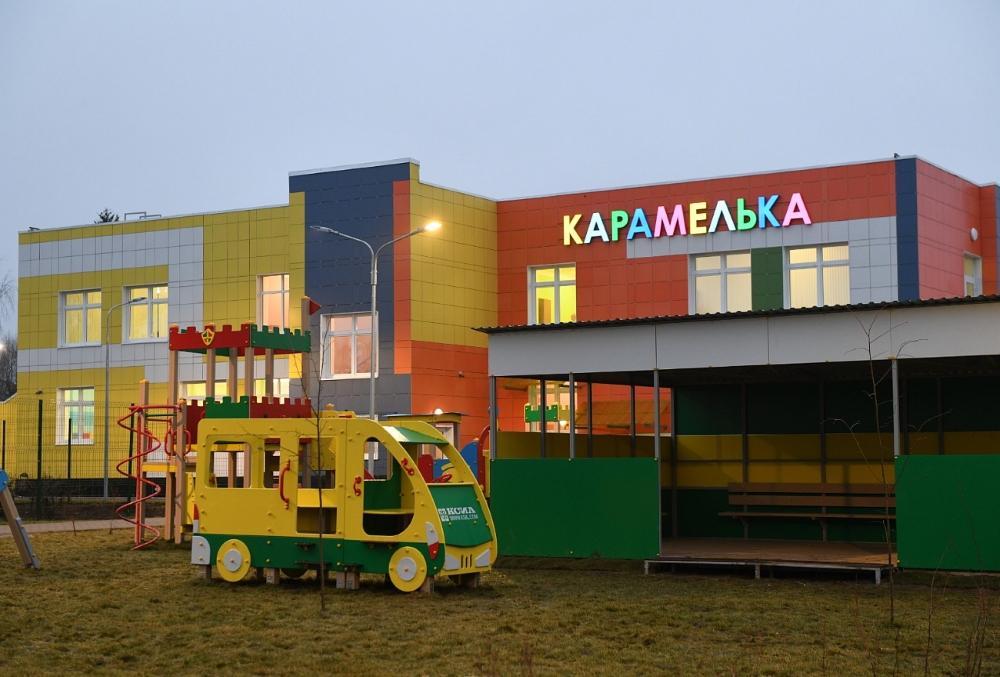 Новый детский сад в Старице готов к открытию