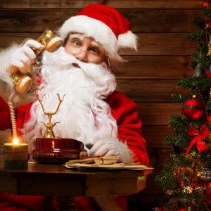 фото Тверичи могут позвонить Деду Морозу