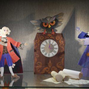 """фото В Твери пройдет выставка бумажных кукол """"Путешествие в старинную сказку"""""""
