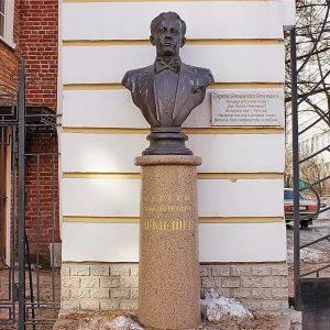 фото Памятник Лемешеву в Твери поставят на новое место