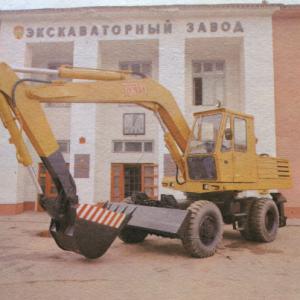 скачать книгу Годы и люди. Тверской экскаваторный завод
