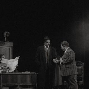 фото Тверской театр драмы проведет открытый эфир с артистами и режиссером спектакля