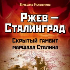 скачать книгу Ржев - Сталинград. Скрытый гамбит маршала Сталина