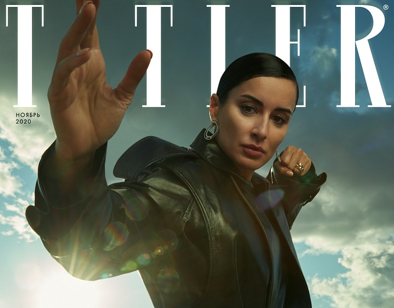 Тина Канделаки в новом номере Tatler о жизни, будущем, любви и суррогатном материнстве