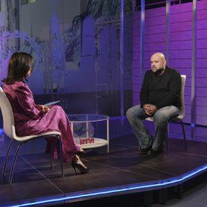 фото Денис Проценко рассказал Тине Канделаки на RTVI о второй волне коронавируса в России