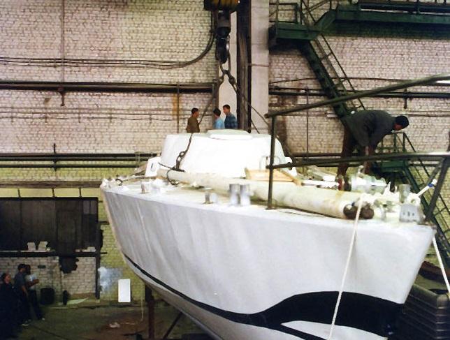 """24 года назад в первую кругосветку отправилась знаменитая яхта """"Апостол Андрей"""", собранная в Твери"""