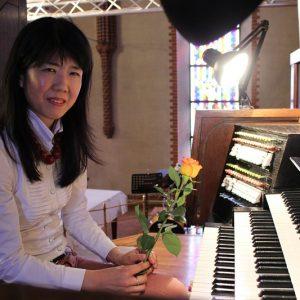 фото В Твери выступит органистка из Японии