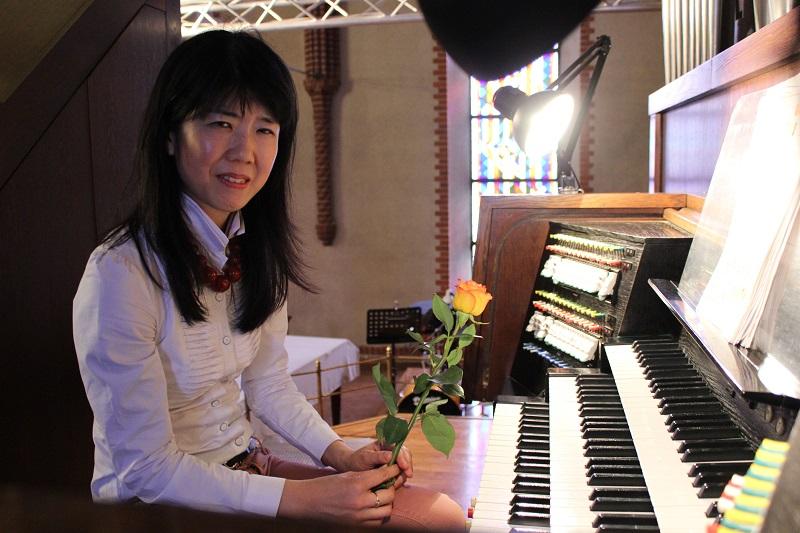 В Твери выступит органистка из Японии