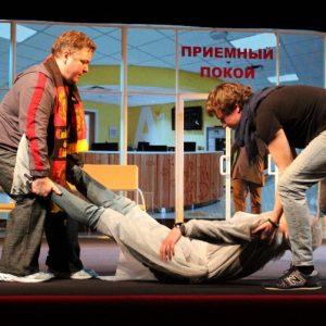 фото «Мама, я такое понял»: премьера «Весов» в Тверском театре драмы