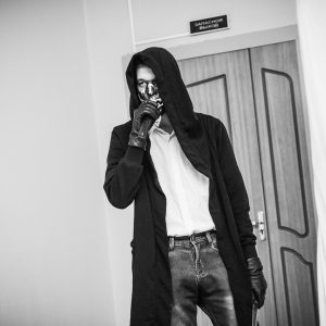 фото Тверской поэт Сергей Черкасов презентует сборник стихотворений
