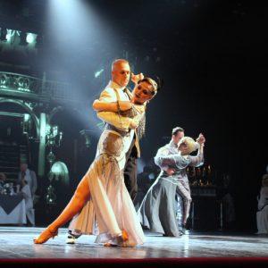 фото На Тверь опустилось танго: в театре драмы прошла премьера танцевальной постановки