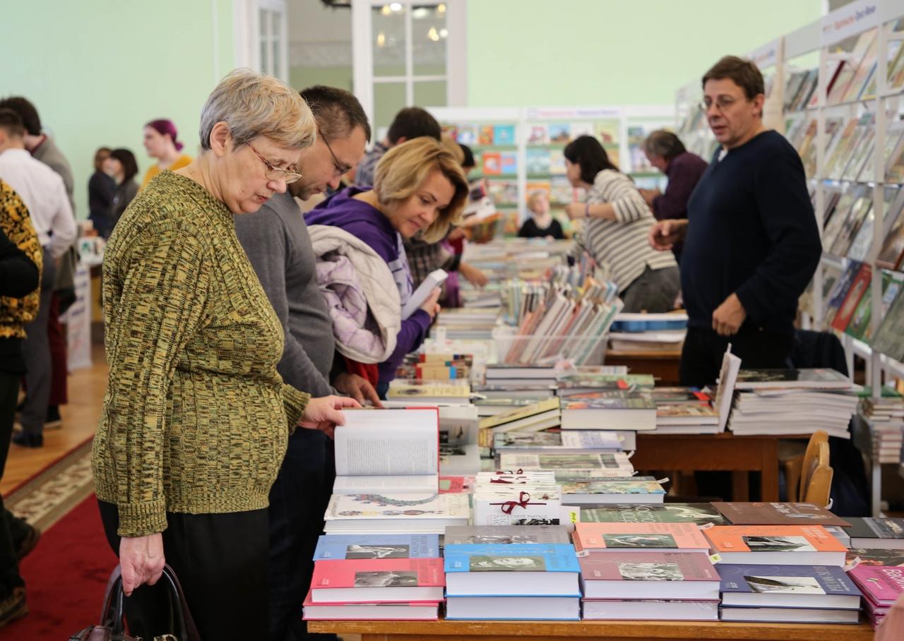 """Фестиваль """"Тверской переплет"""" пройдет в 7-ой раз"""