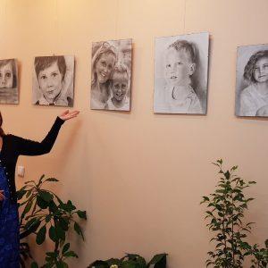 """фото В Твери открылась выставка """"Неоконченный портрет"""""""