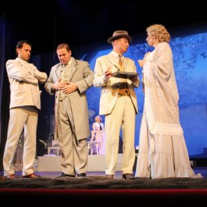 фото Открытие нового сезона и новых планов в Тверском театре драмы
