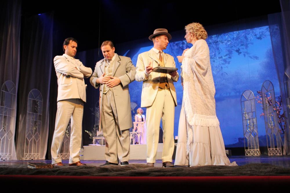 Открытие нового сезона и новых планов в Тверском театре драмы