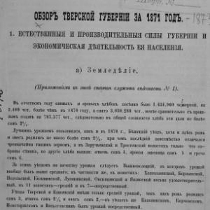 скачать книгу Обзор Тверской губернии