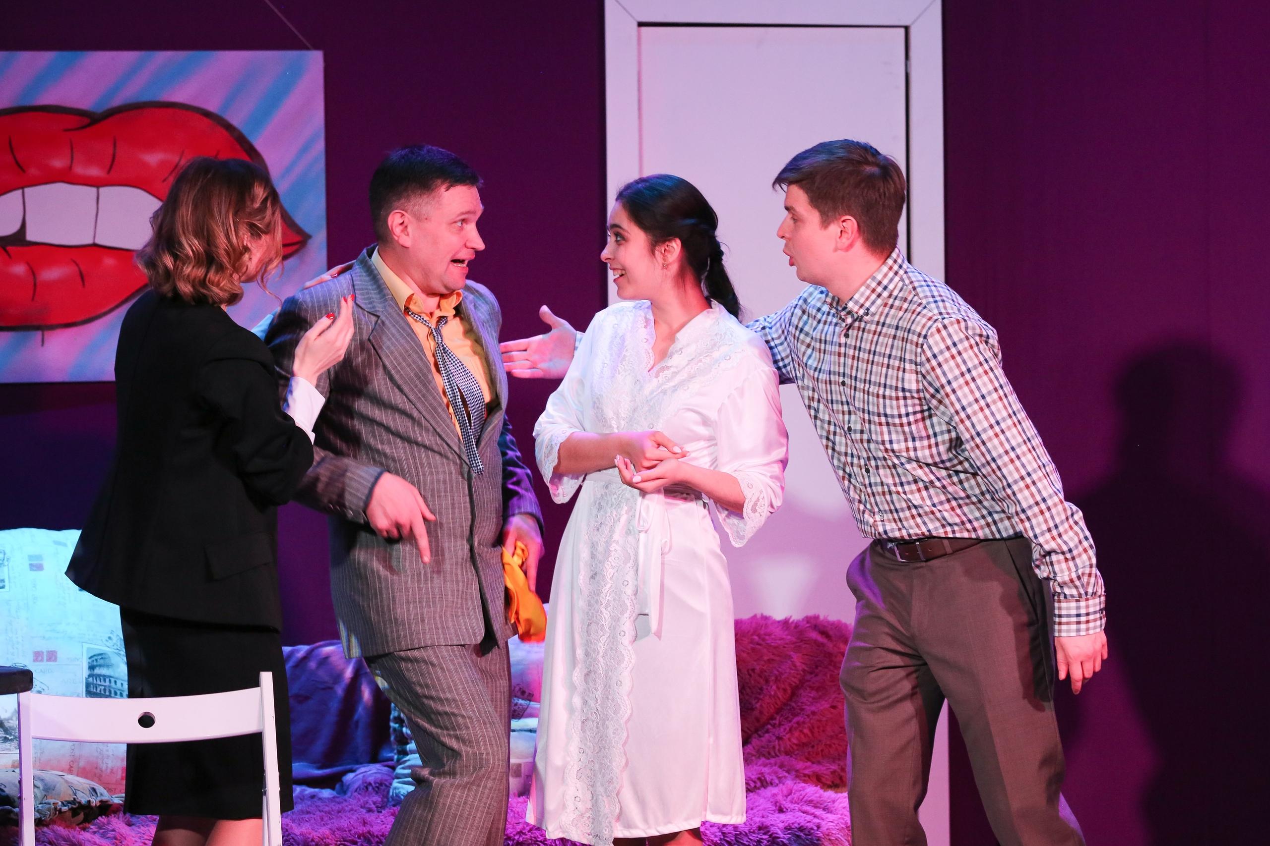 Театр-студия «Премьер» открывает юбилейный сезон
