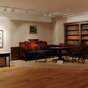 фото В Бежецке спустя 9 лет вновь откроет двери мемориально-литературный и краеведческий музей